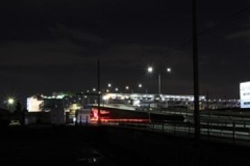 写真:名古屋第二環状自動車道上部工工事