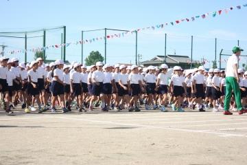 写真:村民体育祭