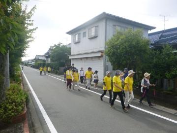 写真:歩歩歩クラブ~めざましウォーク~