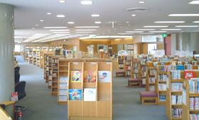 Uma fotografia: Biblioteca de Tobishima-mura